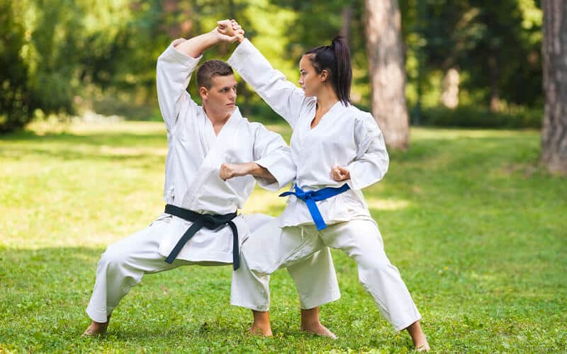 Martial Arts Lessons for Adults in Manahawkin NJ - Outside Martial Arts Training