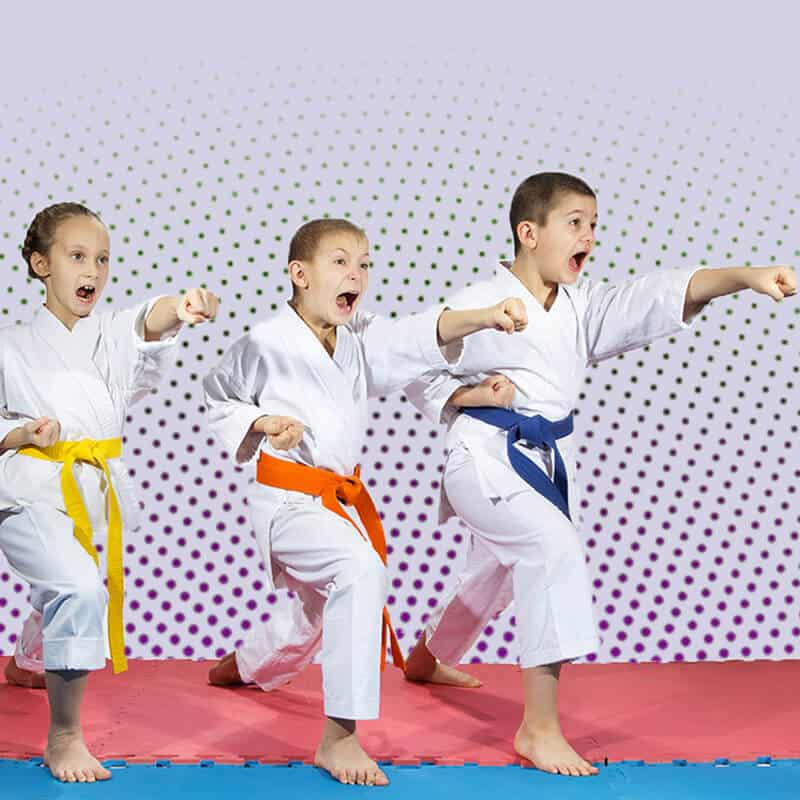 Martial Arts Lessons for Kids in Manahawkin NJ - Punching Focus Kids Sync