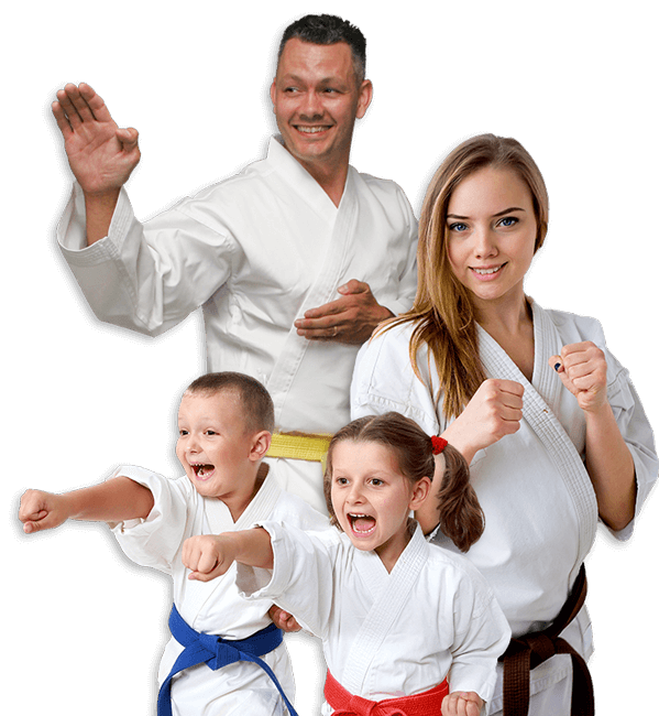 Martial Arts Lessons for Kids in Manahawkin NJ - Kids Adults Group Martial Arts Home Banner